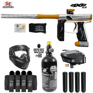 Empire Axe 2.0 Expert Paintball Gun Package - PaintballDeals.com
