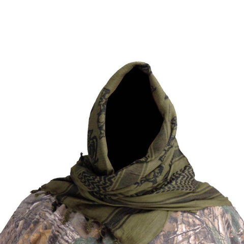 Maddog Shemagh Tactical Desert Scarf