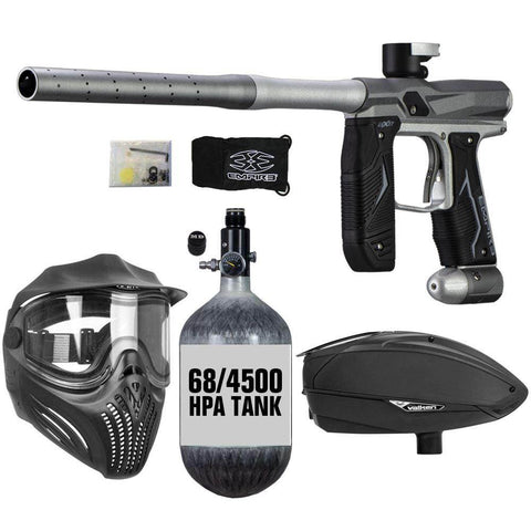 Maddog Empire Axe 2.0 68/4500 HPA V-Max+ Paintball Gun Package