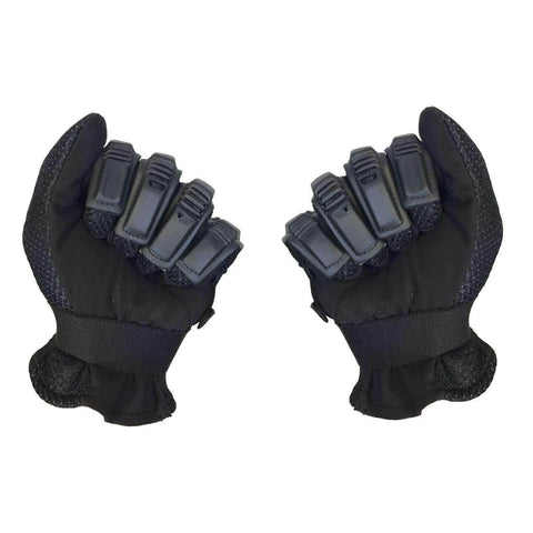 Maddog Full Finger Tactical Gloves - Black