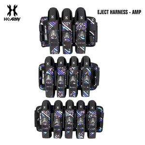HK Army 3+2 | 4+3 | 5+4 Eject Paintball Harness Pod Pack - Amp