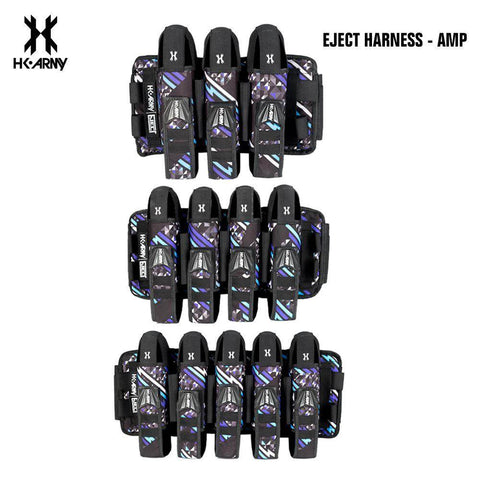 HK Army 3+2 | 4+3 | 5+4 Eject Paintball Harness Pod Pack - Amp - PaintballDeals.com