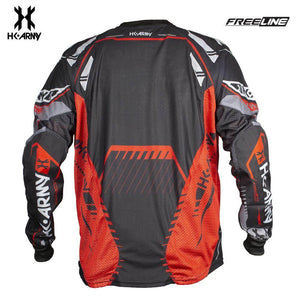 HK Army Freeline Paintball Jersey - Scorch