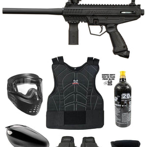 Maddog Tippmann Stormer Beginner Protective CO2 Paintball Gun Marker Starter Package