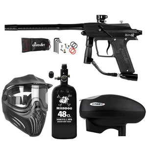 Maddog Azodin Blitz 4 48/3000 HPA V-Max+ Paintball Gun Package