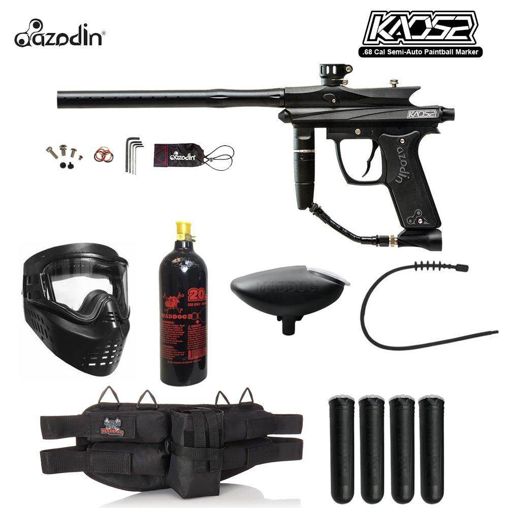 Paintball Packages Guns and Gear on Sale - Starter Kits Free Shipping