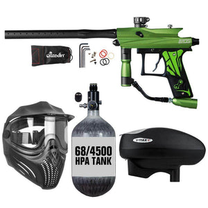 Maddog Azodin Kaos 3 68/4500 HPA V-Max+ Paintball Gun Package