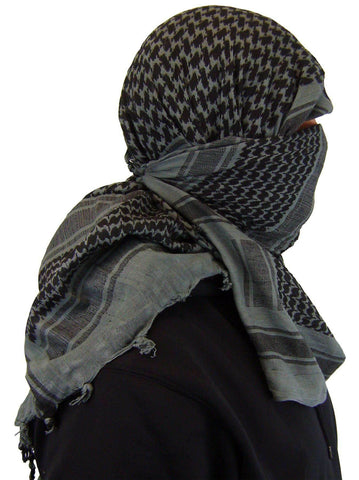 Zephyr Tactical Shemagh Tactical Desert Scarves