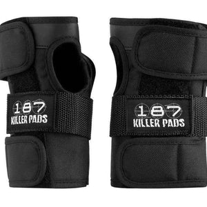 CLEARANCE - 187 Killer Pads Wrist Guard - Black - Large - OPEN BOX