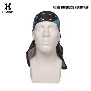 HK Army Paintball Headwrap - Reign Turquoise