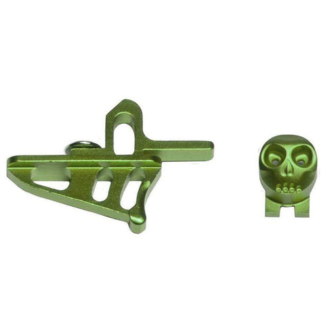 HK Army Skeleton Power Button + Release Trigger Dye LT-R / Rotor Paintball Loader Parts Kit
