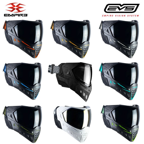 Empire EVS Thermal Paintball Mask Goggles + BONUS CLEAR THERMAL LENS 2021 Edition