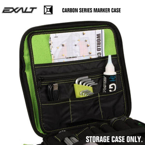 Exalt Paintball Carbon Series Paintball Marker Case Gun Bag