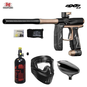 Empire Axe 2.0 Beginner HPA Paintball Gun Package A