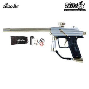 Azodin Blitz 4 Electronic .68 Caliber Paintball Gun - PaintballDeals.com