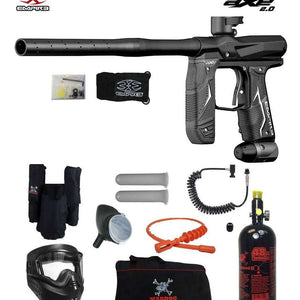 Empire Axe 2.0 Private HPA Paintball Gun Package