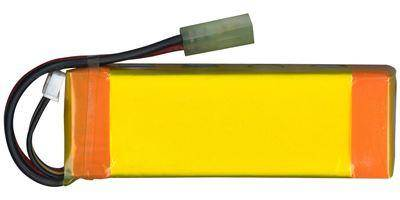 Intellect 7.4V 1600 mAh LiPo Mini Airsoft Battery