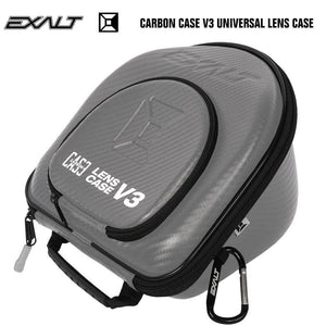 Exalt Paintball Universal Goggle Mask Lens Microfiber Travel Case V3 - PaintballDeals.com