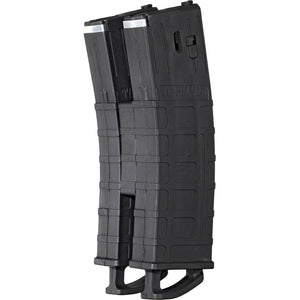 Tippmann TMC .68 Cal Mags w/ Coupler 2 pack Black .68 Cal Retail Box