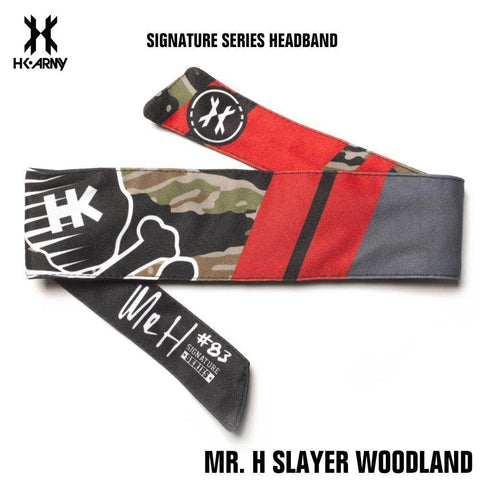 HK Army Paintball Headband - Signature Series - PaintballDeals.com