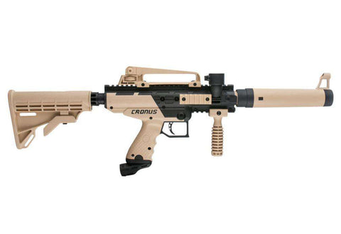 Tippmann Cronus Tactical Corporal Paintball Gun Package
