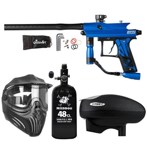 Maddog Azodin Kaos 3 48/3000 HPA V-Max+ Paintball Gun Package