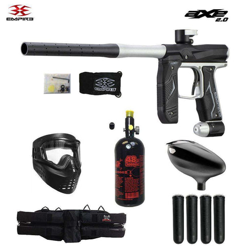 Empire Axe 2.0 Starter HPA Paintball Gun Package