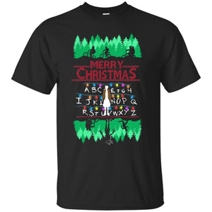 Merry Christmas Stranger Things Christmas
