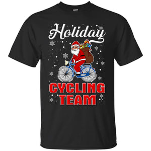 Holidays Cycling Team Santa Christmas