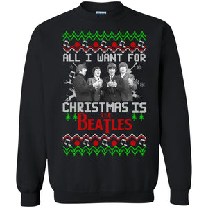 All I Want For Christmas Is The Beatles