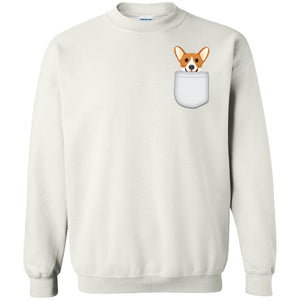 Corgi Pocket Shirt