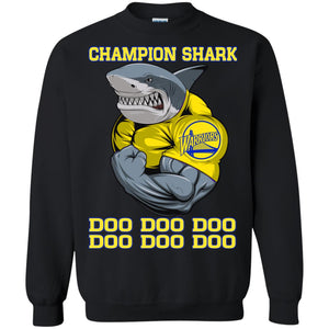 Champion Shark I'm A Warrior Doo Doo Doo Shirt