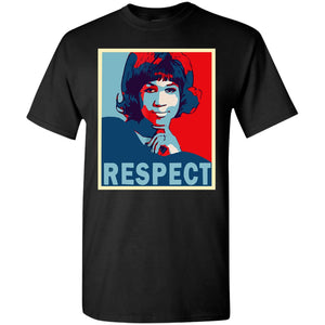 Aretha Queen of Soul RESPECT Shirt