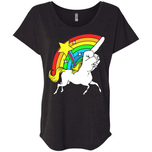 Angry Unicorn Fabulous Middle Finger Head Shirt