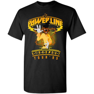 A Goofy Movie Powerline Stand Out World Tour '95 Shirt