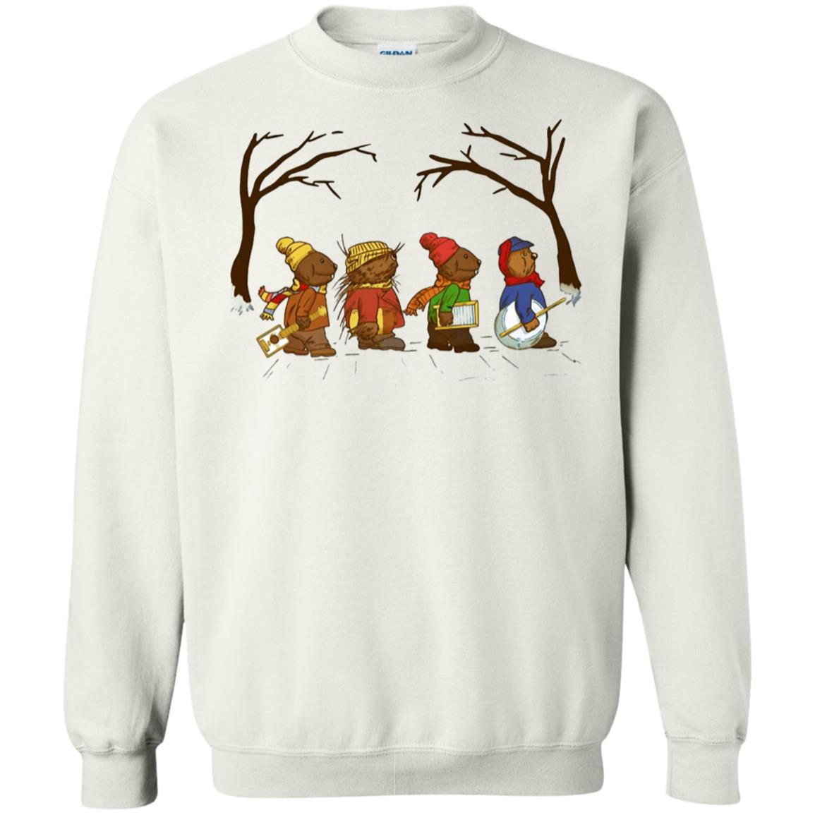 Emmet Otters Jug Band Christmas Sweatshirt, Shirt - Therockin