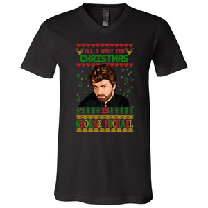 All I Want For Christmas Is George Michael