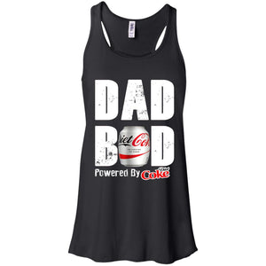 Father's Day Dad Bod Powered By Diet Coke Shirt