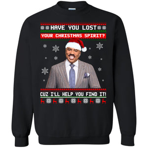 Steve Harvey Have You Lost Your Christmas Spirit Cuz I'll Help You Find It