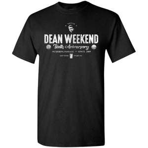 Dean Weekend Tenth Anniversary Shirt