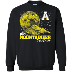 Appalachian State Mountaineers Merry Mountaineer Christmas