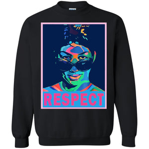Aretha Queen Of Soul Respect Aretha Shirt