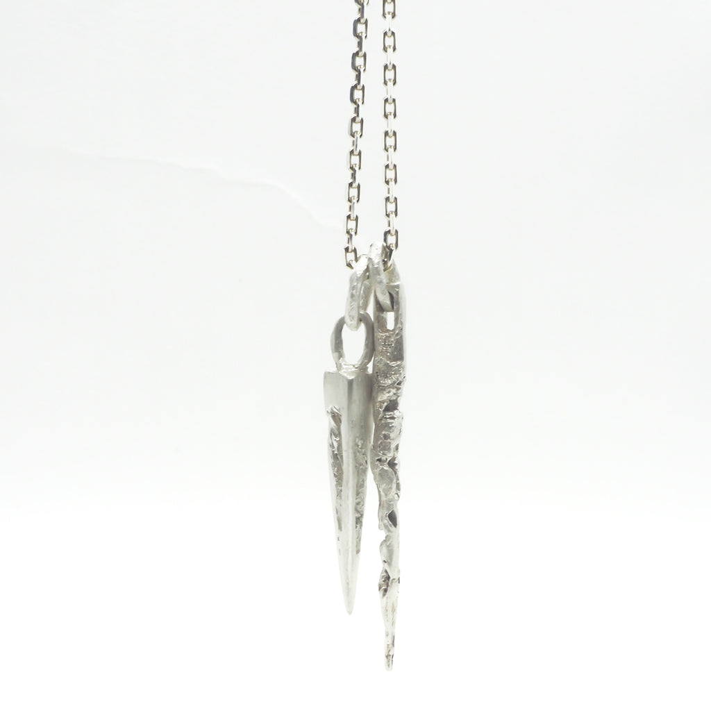 DUO DREAM NECKLACE WHITE