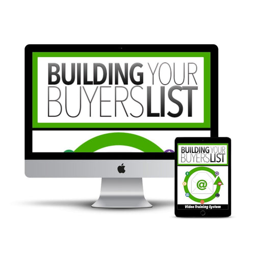 Fast Track To Building a Buyers List in 30 Days