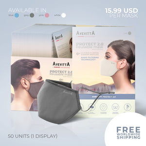 Avevitta Protect 2.0 - 50 units Sample Package