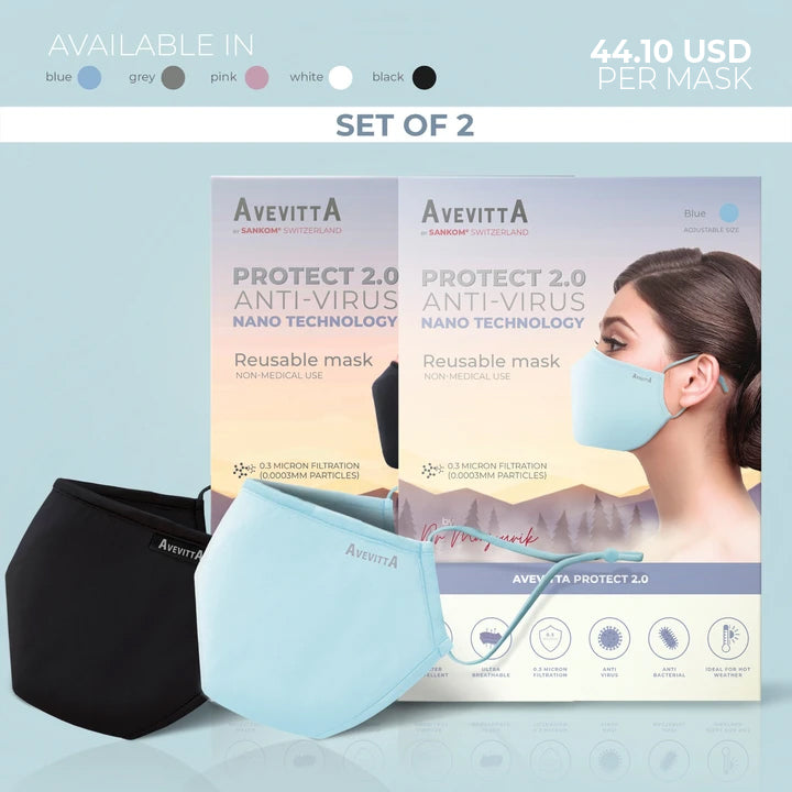 Avevitta Protect 2.0 - SET OF 2