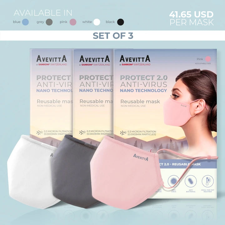Avevitta Protect 2.0 - SET OF 3