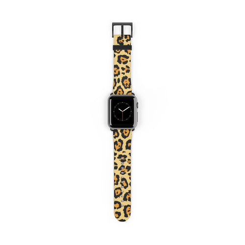 Leopard Print - Watch Band - Compatible with Apple Watch - The Teez Project