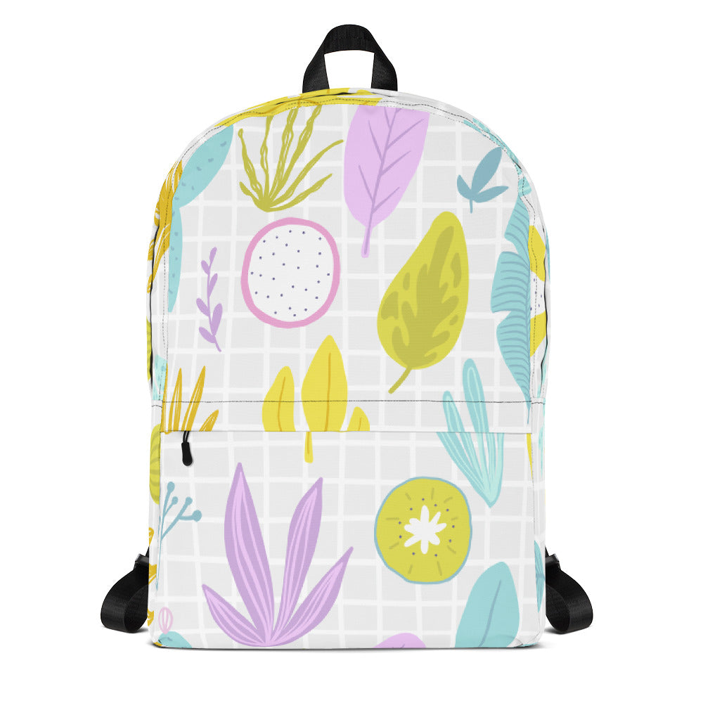 Tropical Mix - Backpack - The Teez Project