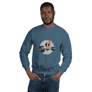 Unisex Strong Santa Sweatshirt - The Teez Project